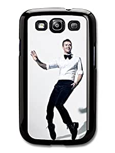AMAF ? Accessories Justin Timberlake Dancing Bowtie Popstar case for Samsung Galaxy S3