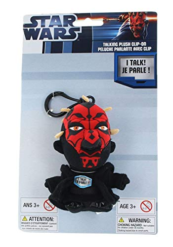 Underground Toys Star Wars Talking Darth Maul 4