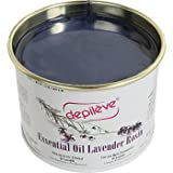 Depileve Essential Oil Lavender Rosin Wax for Hair Removal, 14.1 Ounce