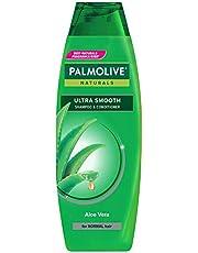 Palmolive Naturals Shampoo, Healthy and Smooth, 350ml