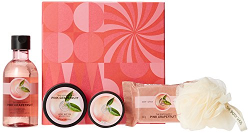 The Body Shop Pink Grapefruit Essential Selection Gift Set