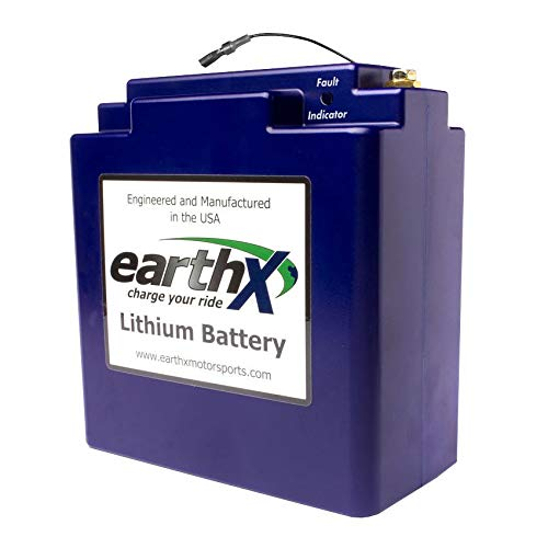 EarthX ETX900 Lithium Battery for Experimental Aircraft & Race Car with 80 Amp Alternator 53030, PC925, 52525, YG60-N30L-BS, YS53030, YTX53030-BS, C60-N30L-A