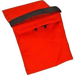 Impact Empty Saddle Sandbag - 35 lb (Orange Cordura)