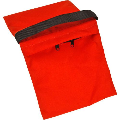 Impact Empty Saddle Sandbag - 35 lb (Orange Cordura) by Impact