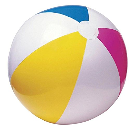 Dartphew Toys, 1PCS Fashion Giant Blow Up Holiday Pool Party Swimming Garden Large Summer Pools Party Inflatable Beach Ball Toy Perfect Gift ( Vinyl Material)