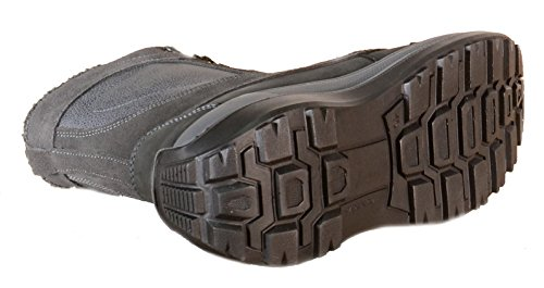 1203 Noires Chaussures Noir Noir Fourrure Intérieur Sympatex Homme Sympatex qOTHwAa