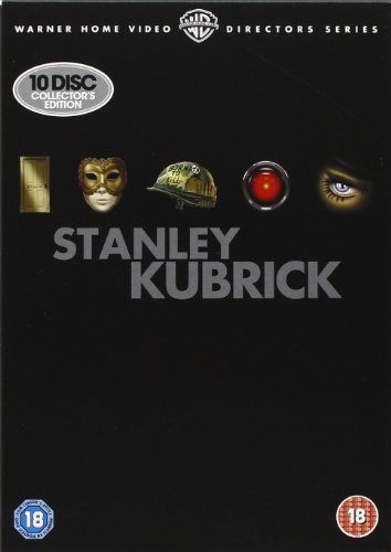 Stanley Kubrick Collection - 10-DVD Box Set ( 2001: A Space Odyssey / A Clockwork Orange / The Shining / Full Metal Jacket / Eyes Wide Shut ) ( T - Kubrick Box