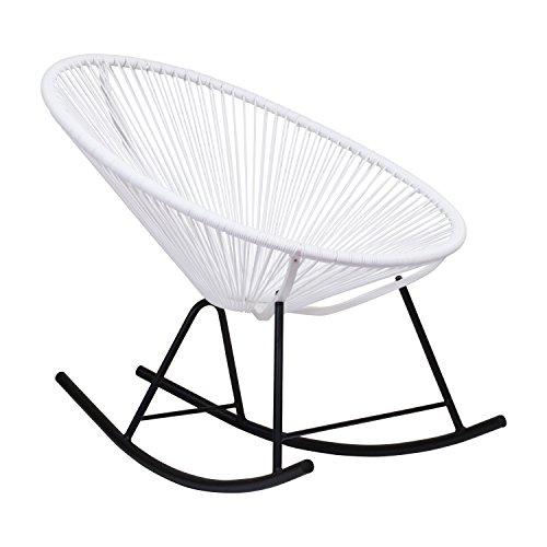 Design Tree Home Acapulco Indoor/Outdoor Rocking Chair, W...