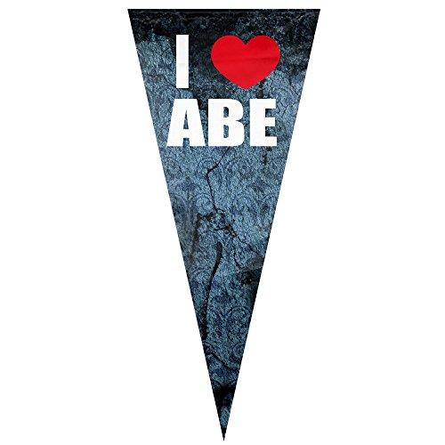 sport-i-love-abe-i-love-abraham-heart-flag-sing-layer-triangle-translucent-flag-vertical-12-x30
