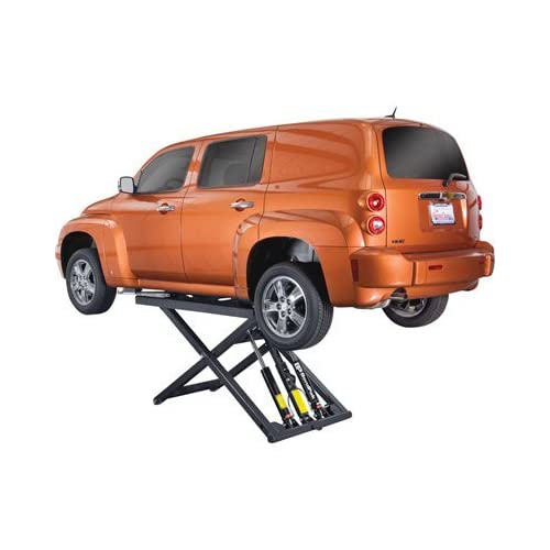BendPak Portable Mid-Rise Scissor Lift - 6,000lb. Capacity