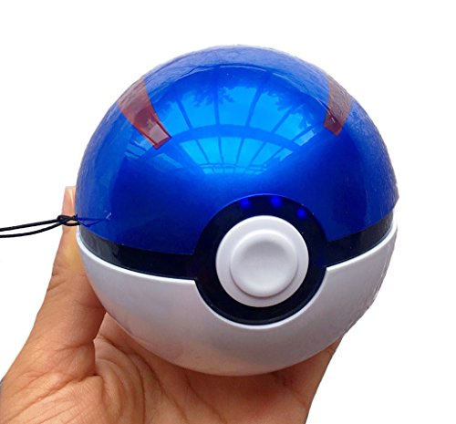 Pokemon GO Pokeball Drive Ball Power Bank - 3rd Generation Pokeball Charger
