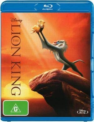 Lion Target - The Lion King [Blu-ray]