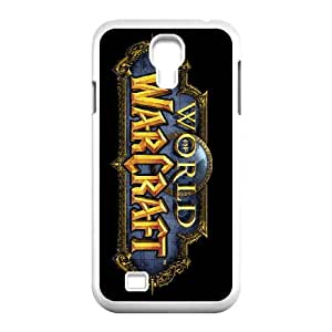 World of Warcraft Samsung Galaxy S4 9500 Cell Phone Case White Phone cover SE8589882