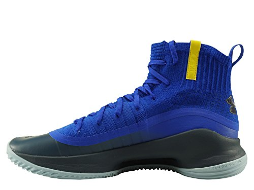Under Armour - Chaussure de Basketball Under Armour Curry 4 Away Bleu pour homme Pointure - 45