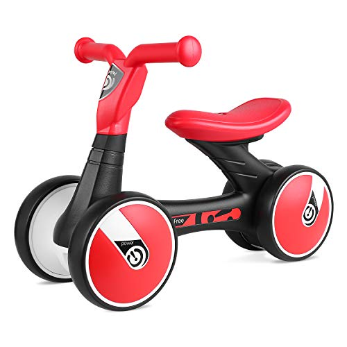 BAMNY Bicicleta sin pedales