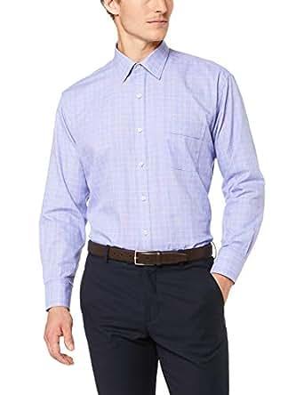 Van Heusen Classic Relaxed Fit Business Shirt, Pink, 38 82