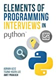 Elements of Programming Interviews in Python: The Insiders  Guide