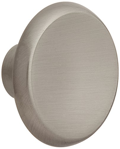 Amerock BP69151-G10 Satin Nickel Round Concave Oversized Cabinet Hardware /