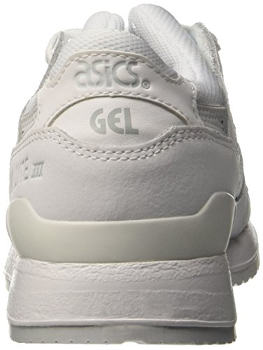 lyte Zapatillas Adulto white Asics Iii Blanco Unisex Gel white AqTn5ngf