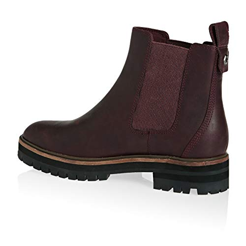 Bordeaux Scarpe Rosso 36 Scarponcini Donna Beatles A1S91 Light Timberland SBOqZ