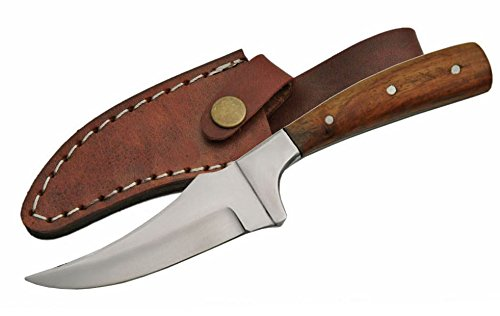 Utility Folding Knife (Brown/Silver) - 8