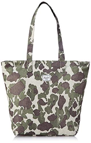 (Herschel Mica Sling Tote, Frog Camo, One Size )