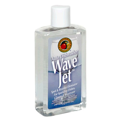 Earth Friendly Products Wave Jet Auto Dish Detergent, 8-Ounce Bottles (Pack of 12)