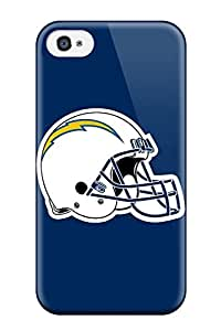 First-class Case Cover For Iphone 4/4s Dual Protection Cover San Diego Chargers