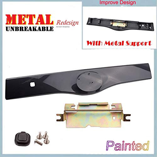 Rear Exterior Tailgate Liftgate Handle Garnish For 04-09 Toyota Prius 8V1 Winter Gray Metallic 2004 2005 2006 2007 2008 2009