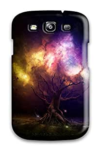 New Style Faddish Phone Artistic Case For Galaxy S3 / Perfect Case Cover