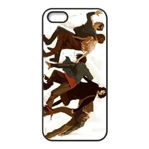 iPhone 5,5S Phone Case Black BREAKFAST CLUB UKT8561204
