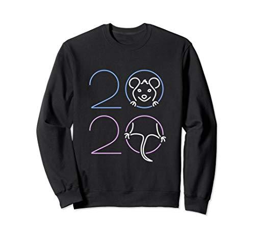 2020 Year of The Rat Chinese Zodiac Lunar Happy New Year  Sweatshirt