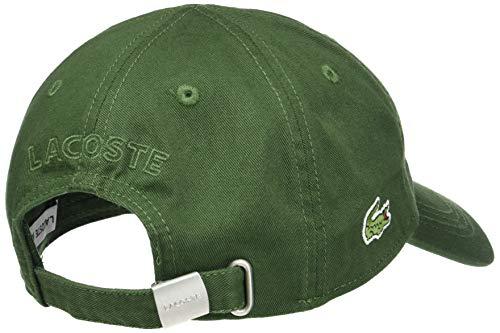 909e6a3037 Lacoste Casquette de Baseball Homme: Amazon.fr: Vêtements et accessoires