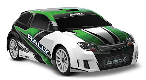 LaTrax Rally: 1 18 Scale 4WD Electric Rally Racer - Green