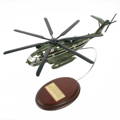 Mastercraft Collection CH-53 Presidential Support Model Scale:1/88 Presidential Helicopter