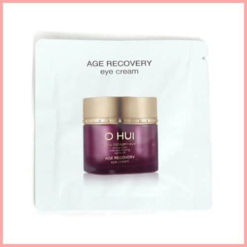 [Sample size] OHUI AGE RECOVERY EYE CREAM 20EA [Sample][TTBEAUTY]