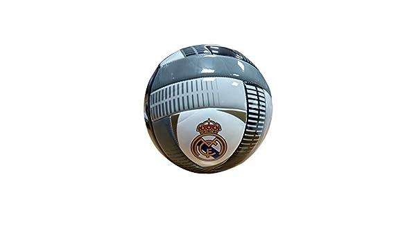 REALMADRID Real Madrid Balón de fútbol Unisex niños, Gris Talla 5 ...