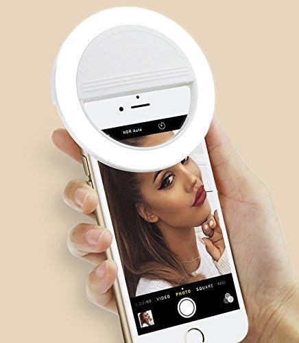 Flash Selfie Anillo de luz, foto Luz Selfie, Enhancing Cámara Luz ...