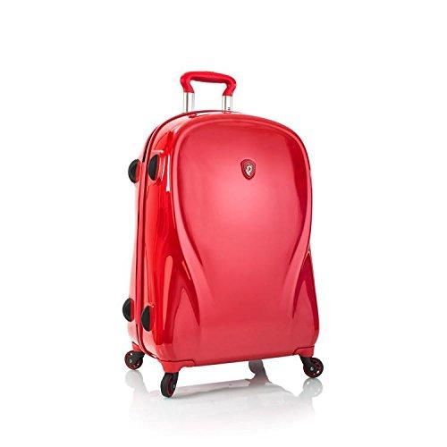 Heys Xcase 2g Spinner Red 26 Inches, Infra