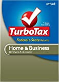 Software : TurboTax Home & Business Federal + E-file + State 2011 for PC [Download] [Old Version]