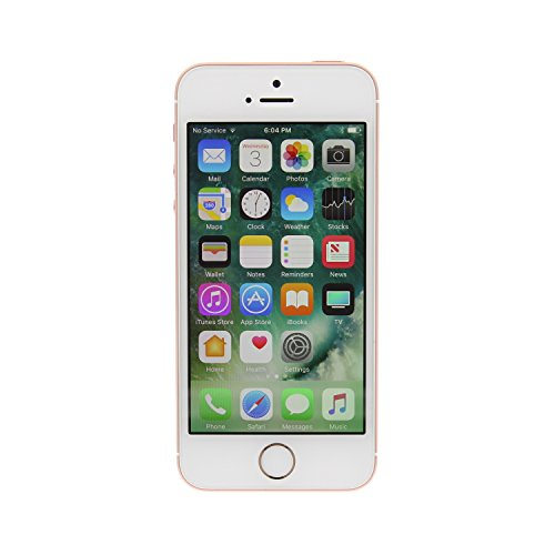 apple iphone se a1662 16gb lte cdma gsm unlocked. Black Bedroom Furniture Sets. Home Design Ideas