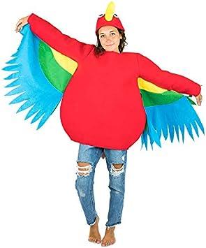 Bodysocks® Disfraz de Loro Adulto: Amazon.es: Juguetes y juegos