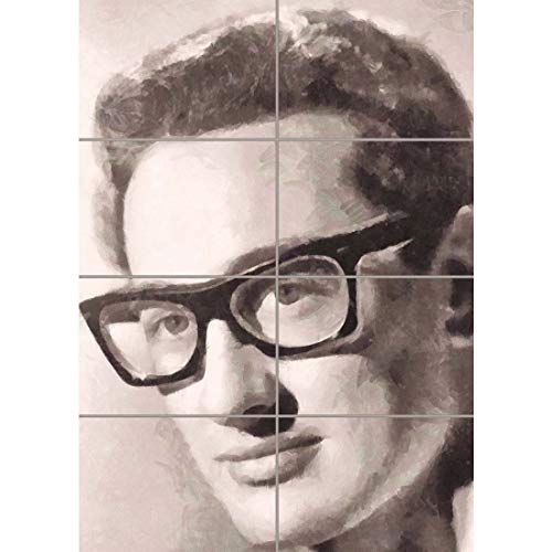 - BUDDY HOLLY ROCK ROLL MUSIC GIANT ART PRINT HOME DECOR NEW POSTER PICTURE OZ1701
