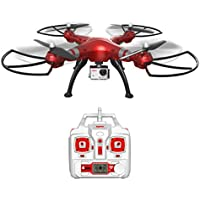 Syma X8HG 8MP HD Camera RC Drone, FPV 2.4G 4CH Altitude Hold & Headless Mode 3D Flips RC Quadcopter