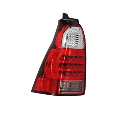 Genuine Toyota Parts 81561-35280 Driver Side Taillight Assembly: Automotive