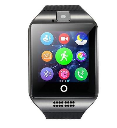 Amazon.com: MLIUS Q18 Smart Watch 1.54 Inch Touch Screen ...