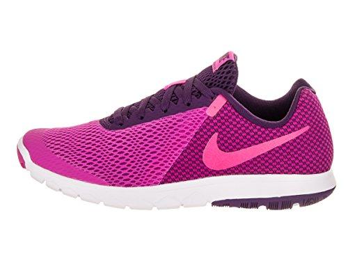 Hyper Pink Experience Flex RN Fire Pink Nike Women's Shoe Running 6 qzvcAwE
