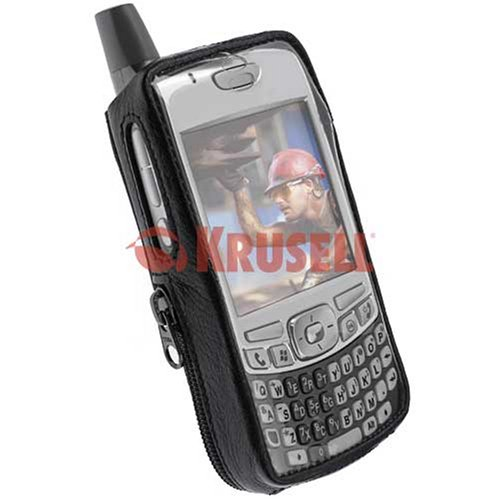 Krusell Classic Multidapt Leather Case for Palm Treo 600 /