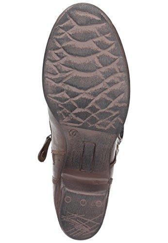2 Stiefeletten Stiefel 961401 Manitu Damen Leder Braun Braun 4qzwvSf6x
