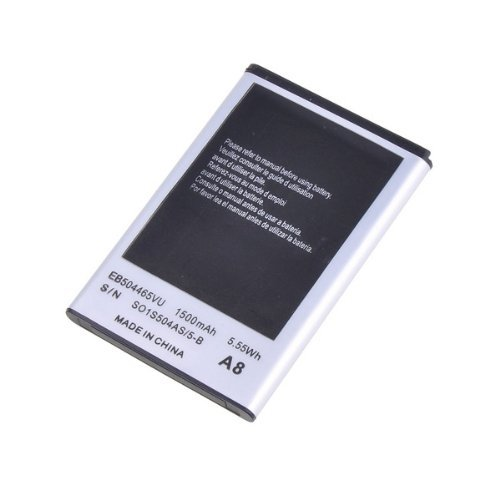 Replacement Battery 3.7V 1500MAH For SAMSUNG Galaxy Prevail SPH-M820 EB504465VU, SAMSUNG Sidekick 4G SGH-T839 EV504465VA, Samsung Intercept M910 Replenish M580 (Replenish Battery Samsung)